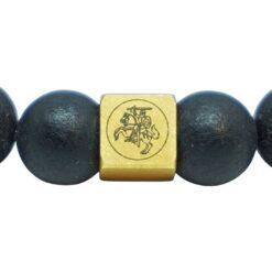 g-amber - verinys - vytis - auksuota - detale - gintaras - papuosalai